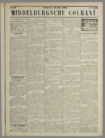 Middelburgsche Courant 1919-05-24