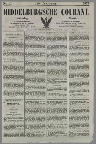 Middelburgsche Courant 1877-03-31