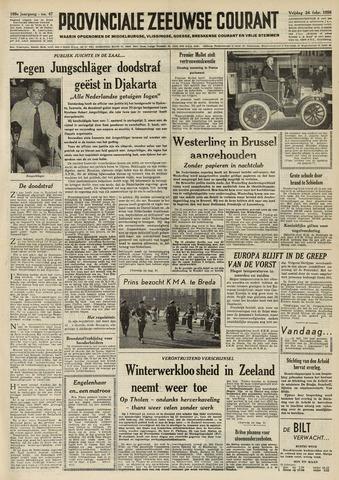 Provinciale Zeeuwse Courant 1956-02-24
