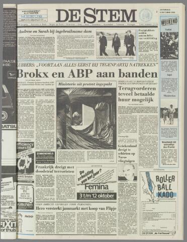 de Stem 1986-10-04
