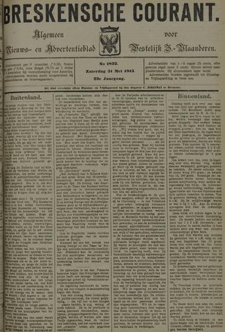 Breskensche Courant 1913-05-31