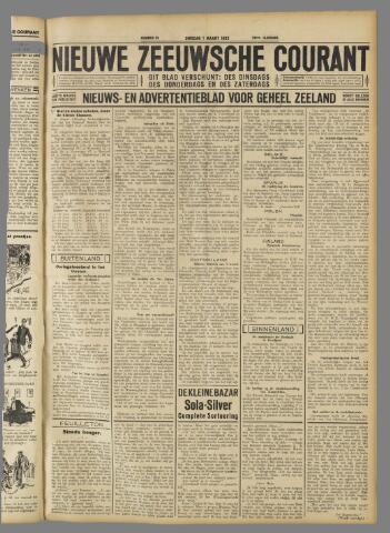 Nieuwe Zeeuwsche Courant 1932-03-01