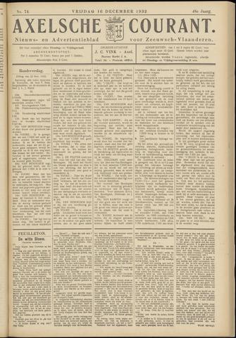 Axelsche Courant 1932-12-16