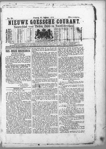 Nieuwe Goessche Courant 1876-10-31