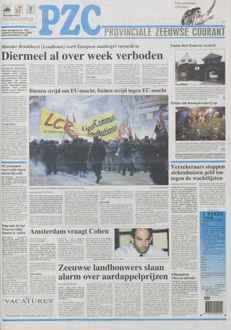 Provinciale Zeeuwse Courant 2000-12-08
