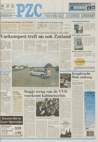 Provinciale Zeeuwse Courant 1997-08-28