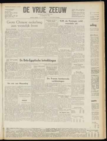 de Vrije Zeeuw 1951-10-09