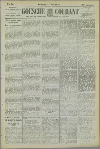 Goessche Courant 1919-05-31