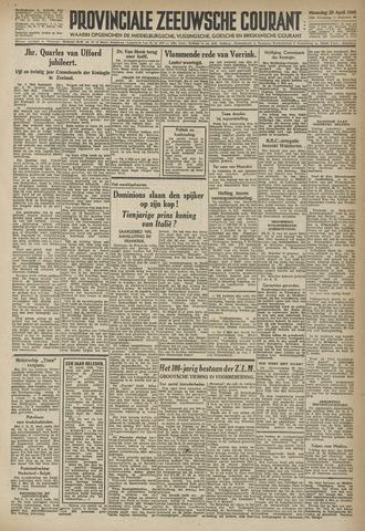 Provinciale Zeeuwse Courant 1946-04-29