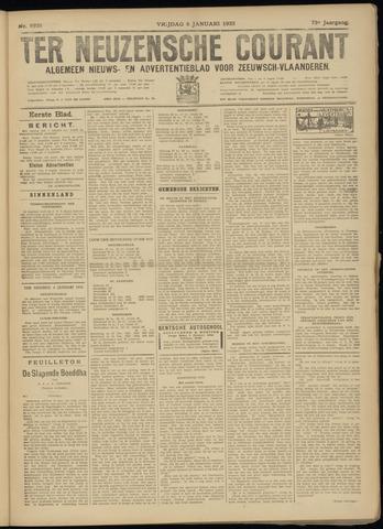 Ter Neuzensche Courant. Algemeen Nieuws- en Advertentieblad voor Zeeuwsch-Vlaanderen / Neuzensche Courant ... (idem) / (Algemeen) nieuws en advertentieblad voor Zeeuwsch-Vlaanderen 1933-01-06