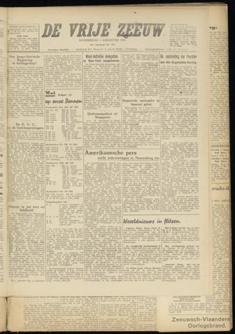 de Vrije Zeeuw 1946-08-01