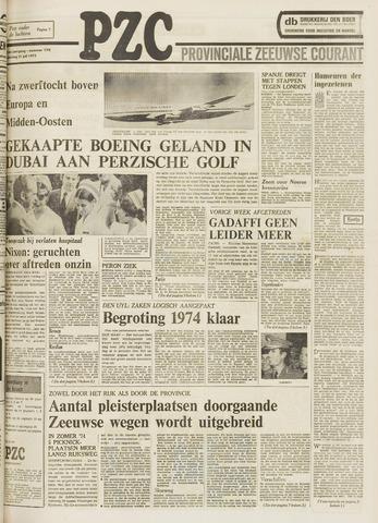 Provinciale Zeeuwse Courant 1973-07-21