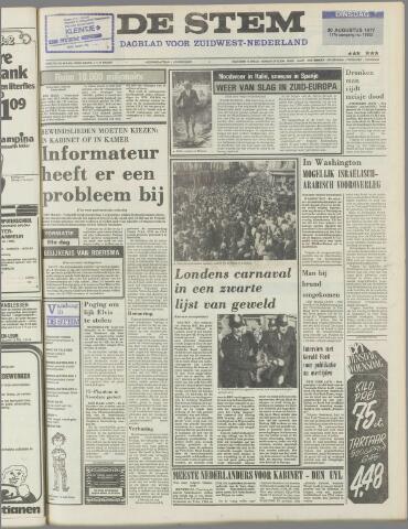 de Stem 1977-08-30