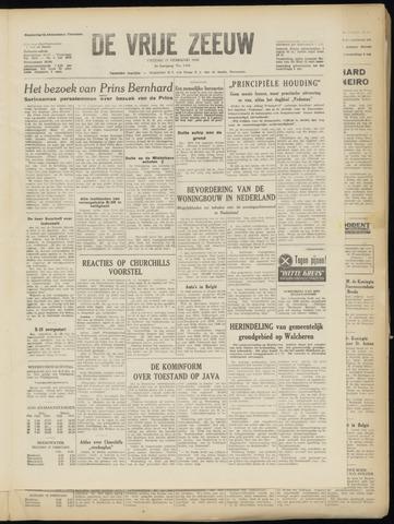 de Vrije Zeeuw 1950-02-17