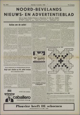 Noord-Bevelands Nieuws- en advertentieblad 1968-11-02