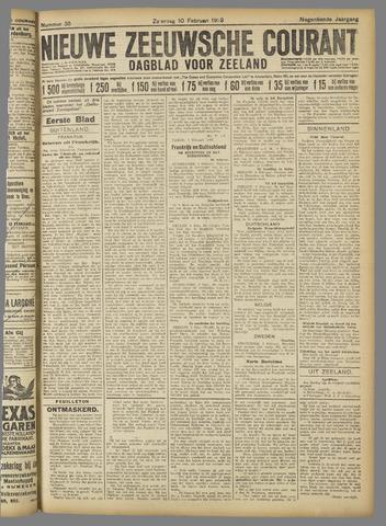 Nieuwe Zeeuwsche Courant 1923-02-10
