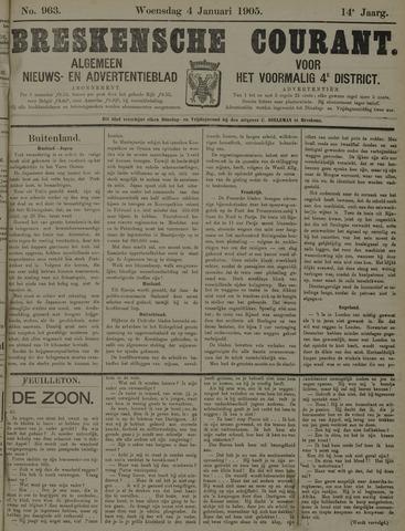 Breskensche Courant 1905-01-04
