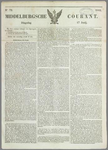 Middelburgsche Courant 1862-06-17