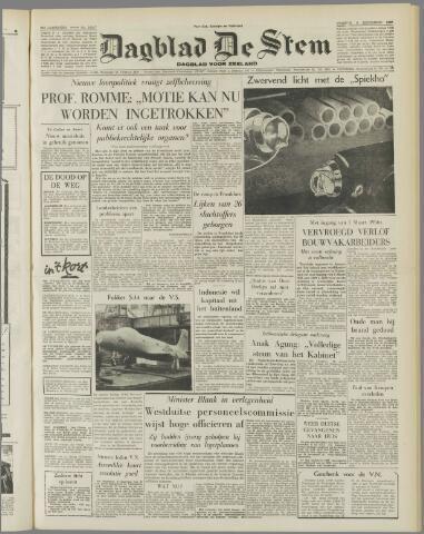 de Stem 1955-12-09