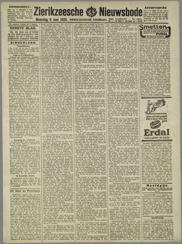 Zierikzeesche Nieuwsbode 1925-06-08