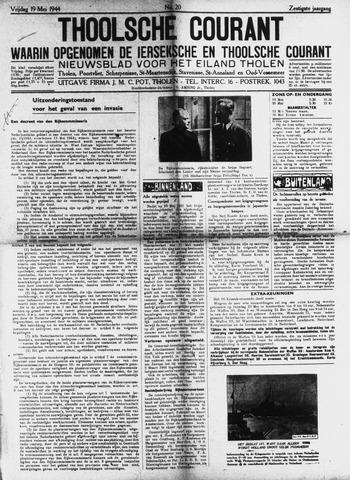 Ierseksche en Thoolsche Courant 1944-05-19