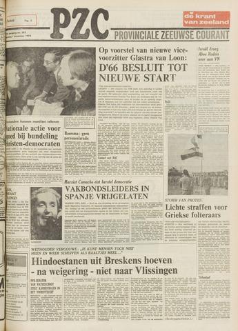 Provinciale Zeeuwse Courant 1975-12-01