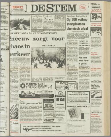 de Stem 1980-12-08