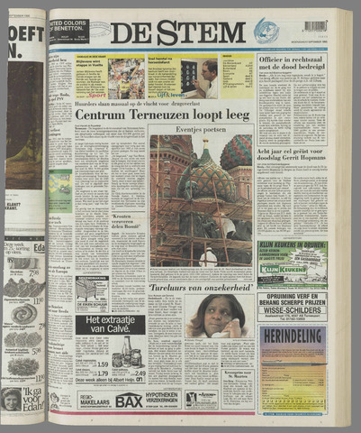 de Stem 1995-09-13