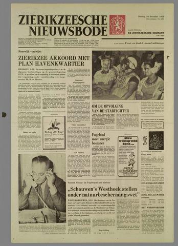 Zierikzeesche Nieuwsbode 1974-12-10