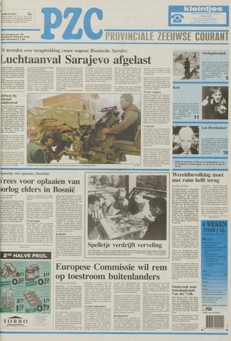 Provinciale Zeeuwse Courant 1994-02-21