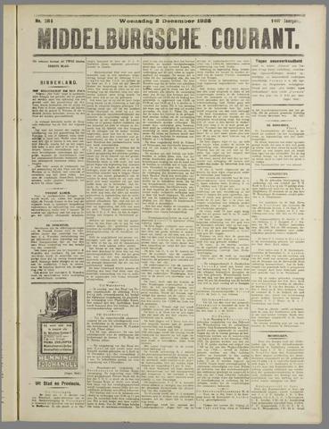 Middelburgsche Courant 1925-12-02