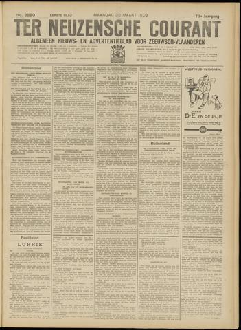 Ter Neuzensche Courant. Algemeen Nieuws- en Advertentieblad voor Zeeuwsch-Vlaanderen / Neuzensche Courant ... (idem) / (Algemeen) nieuws en advertentieblad voor Zeeuwsch-Vlaanderen 1939-03-20