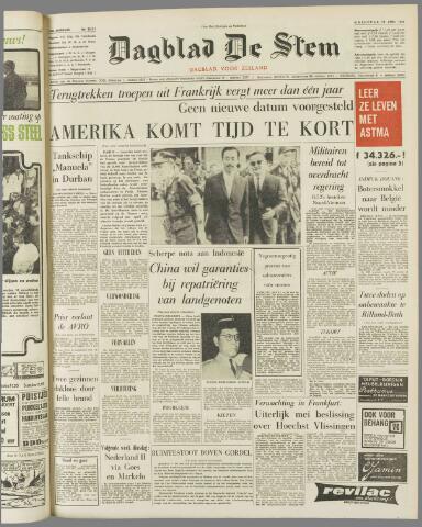 de Stem 1966-04-13