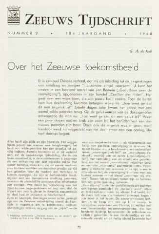 Zeeuws Tijdschrift 1968-05-01