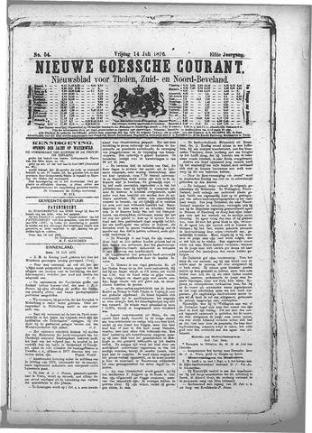 Nieuwe Goessche Courant 1876-07-14
