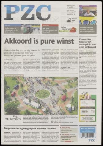 Provinciale Zeeuwse Courant 2013-07-17