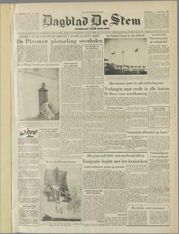 de Stem 1954