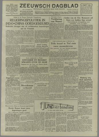 Zeeuwsch Dagblad 1954-03-10