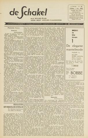 De Schakel 1963-11-01