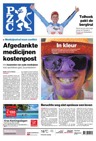 Provinciale Zeeuwse Courant 2016-06-20
