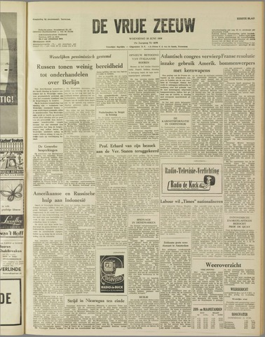 de Vrije Zeeuw 1959-06-10