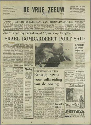 de Vrije Zeeuw 1973-10-09