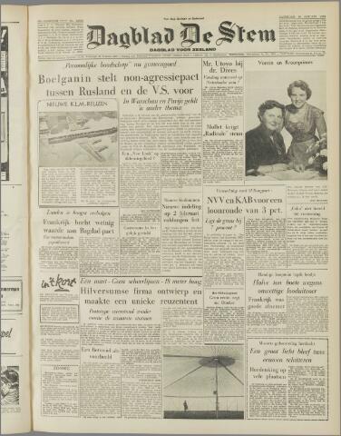 de Stem 1956-01-28