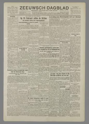 Zeeuwsch Dagblad 1950-01-11
