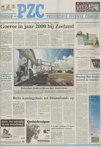 Provinciale Zeeuwse Courant 1997-09-03
