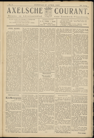 Axelsche Courant 1937-04-27