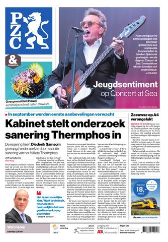 Provinciale Zeeuwse Courant 2017-07-01