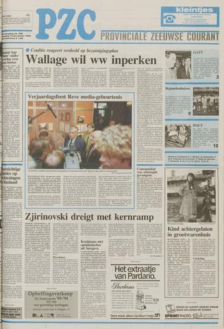 Provinciale Zeeuwse Courant 1993-12-15