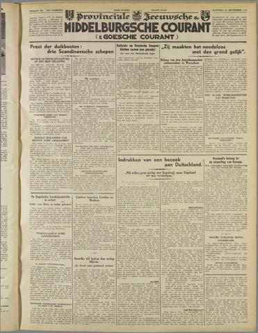 Middelburgsche Courant 1939-09-25