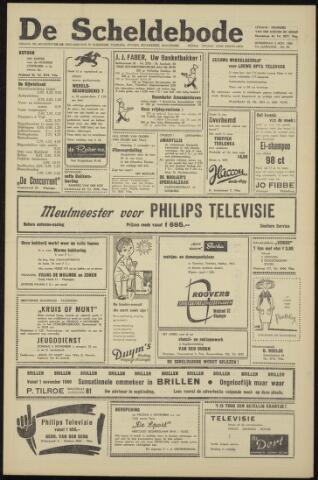 Scheldebode 1960-11-03